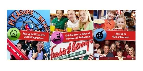 Get an Annual Family Kids Pass for £19.99 (using voucher code) @ Kids Pass