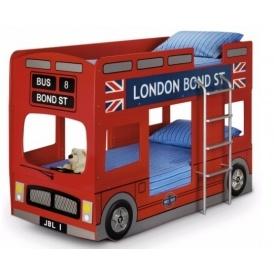 London Bus Bunk Beds £295.20