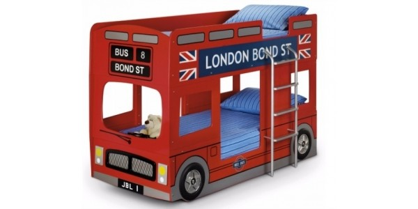 London Bus Bunk Beds: now £295.20 (using code) @ Asda George