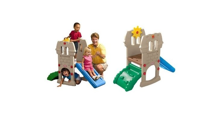 little tikes large slide assembly instructions