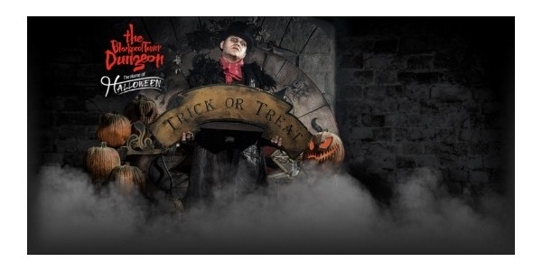 Free Entry to The Blackpool Tower Dungeon On 31/10/15 If Dressed in Full Halloween Costume
