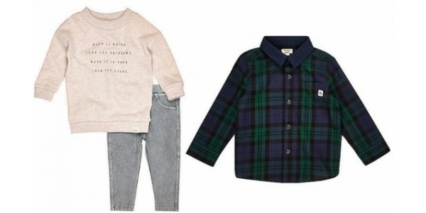 20% Off Kidswear (With Code) @ River Island