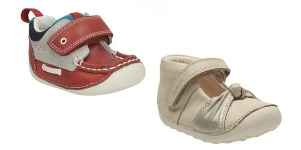 £10 Children's Shoes With FREE Delivery @ Clarks