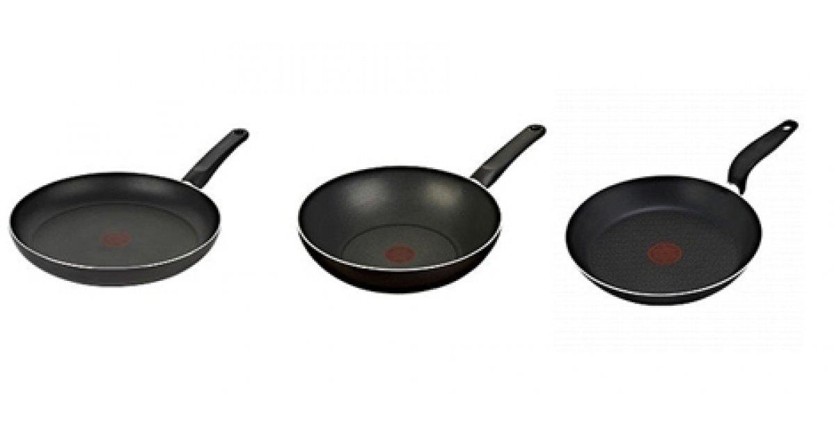 Tefal Non Stick Frying Pans 1 3 Off Sainsburys