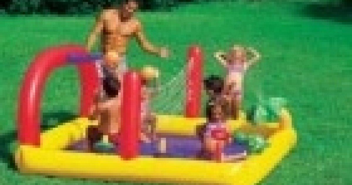 Sports pool arena argos for Garden pool argos