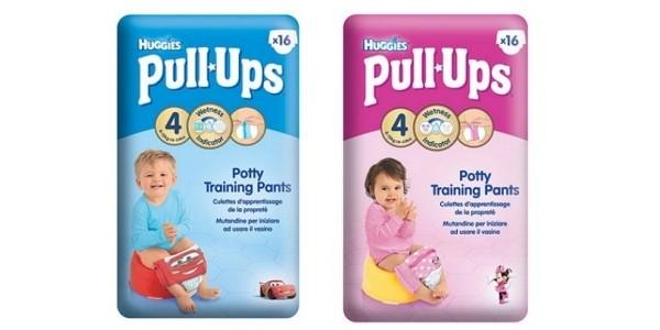 Huggies Pull Ups £1.37 @ Mothercare