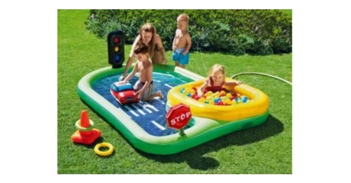 chad valley road paddling pool inflatables was. Black Bedroom Furniture Sets. Home Design Ideas