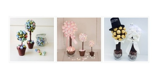 Personalised Sweet Trees from £13.95 @ cuckooland
