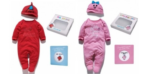 Mr Small or Little Miss Tiny New Baby Gift Sets: was £11.99, now £7.99 @ Argos