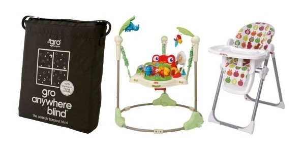 £20 Off When You Spend £100 On Selected Baby & Toddler using eCoupon @ Tesco Direct