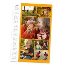 Calendar Collage Poster £1.99