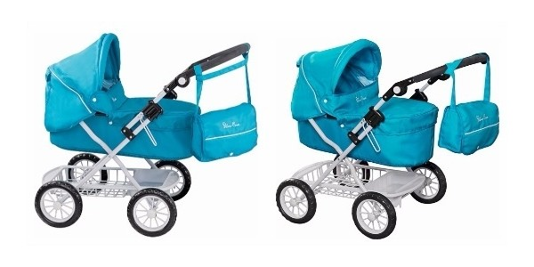 Silver Cross Roamer Dolls Pram (was £46.99) Now £29.99 @ Argos