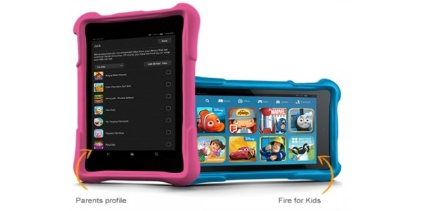 Pre-Order: Fire HD Kids Edition Tablet £119 Delivered @ Amazon