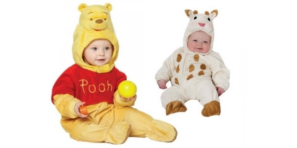 Sophie La Girafe/Disney Baby Costumes For Less @ Amazon/Amazon Sellers