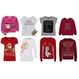 NEW Christmas Jumpers @ Asda