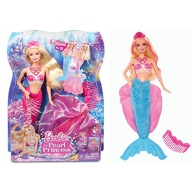 Barbie Princess Doll Now Just £7.24 @ Amazon