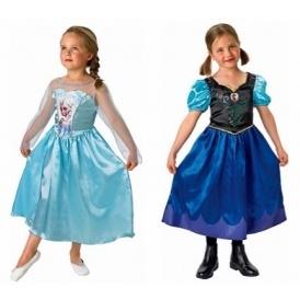 Anna & Elsa Costumes £8.99 Argos