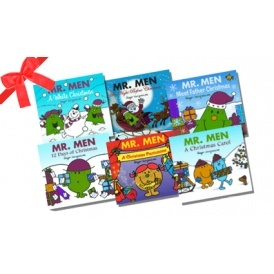 Mr Men Christmas Book Set £8 LittleBird