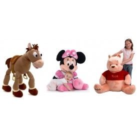 Buy 1 Get 1 For £5 Disney Soft Toys