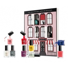 Nail Advent Box £18 If You Spend £10 @ Avon