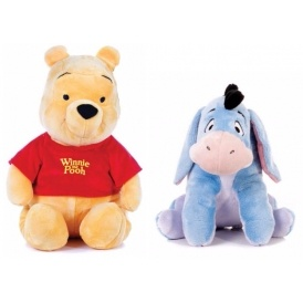 Winnie The Pooh or Eeyore £7.49 @ Argos