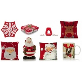 Christmas Home Accessories From £1.50 @ Asda
