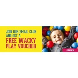 FREE Wacky Warehouse Play