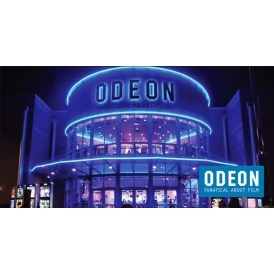 40% Off Odeon Cinema Tickets This Weekend