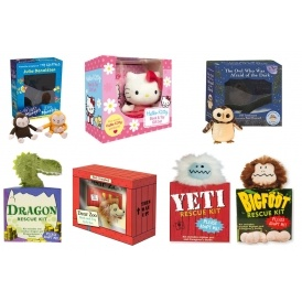 Book & Toy Gift Sets From £4.99 @ Amazon