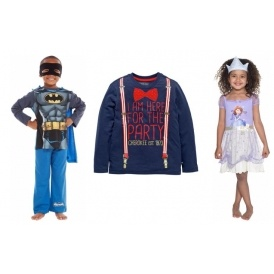 Up To 1/2 Price Children's Clothes @ Argos