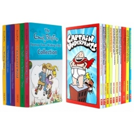 Book Sets From £7.99 @ TK Maxx