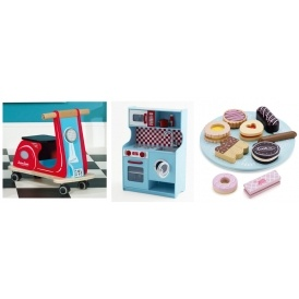 20% Off Wooden Toys @ GLTC