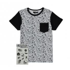 Asda Recall Children's T-Shirt & Tattoos