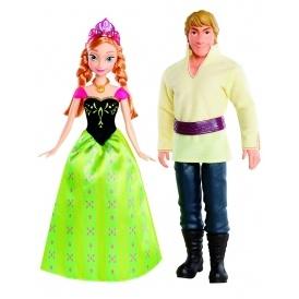 Anna & Kristoff Dolls £14.99 @ Amazon