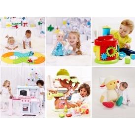 Half Price Toy PLUS £10 Off £60 @ ELC