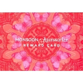 20% Off Reward Event @ Monsoon