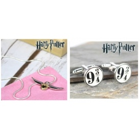 Official Harry Potter Jewellery @ Toxic Fox