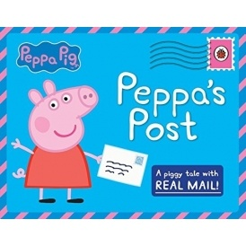 Peppa's Post Book £6.49 @ Amazon