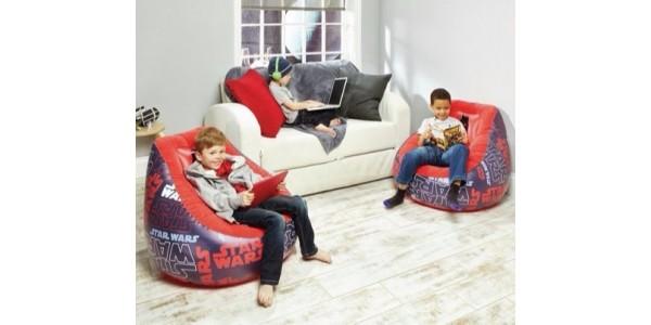 Star Wars Flocked Chill Chairs £10.99 @ Argos