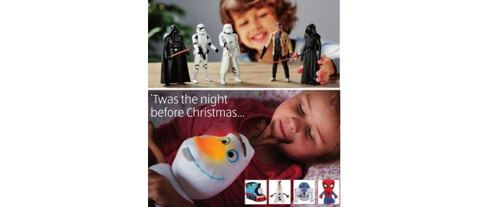 The BIG Aldi Toy Event Starts 26th November