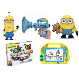 Up to 50% Off Minion Toys