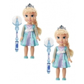 Frozen Elsa Doll & Wand Set £20 @ Tesco