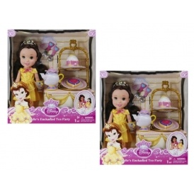Disney Belle Doll Tea Party Set £20 @ Tesco