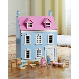 Dolls House £35 The Brilliant Gift Shop