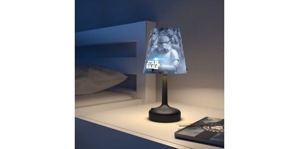 Philips Star Wars Portable LED Bedside Lamp £9.99 @ Amazon