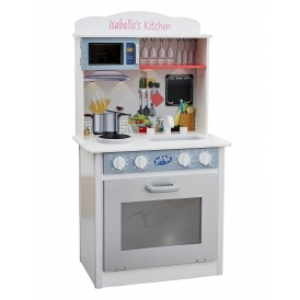 Personalised Play Kitchen £36 TBGS
