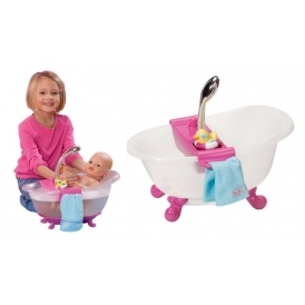 expired 54 off zapf baby born interactive bath tub now just amazon. Black Bedroom Furniture Sets. Home Design Ideas