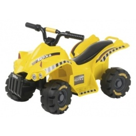 Tonka Electric Quad Bike Ride-On £20 @ Tesco