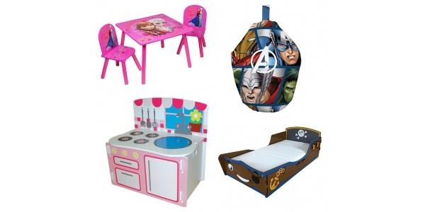 20% Off Selected Indoor Furniture Using Code @ Asda George