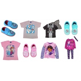 Kids' Character Clothing Under £5 @ Argos